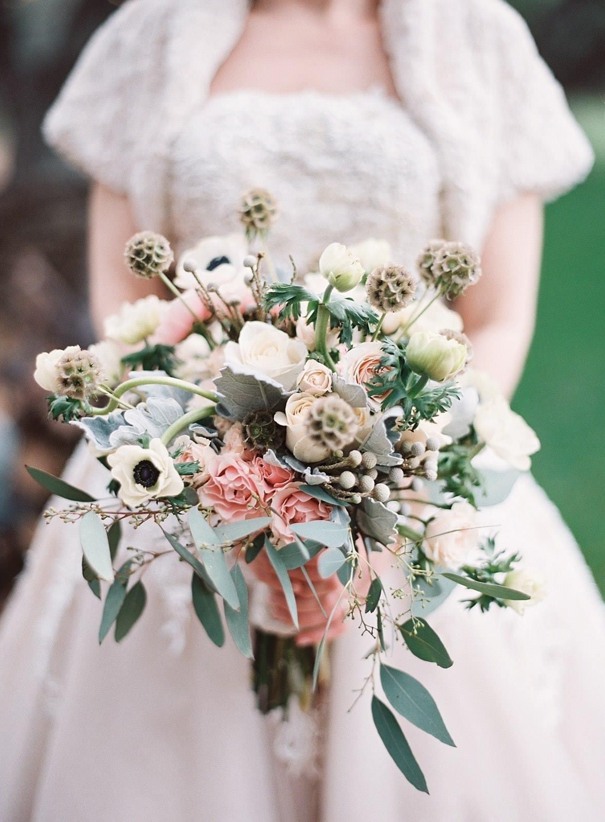 Pastel Bridal Boquet