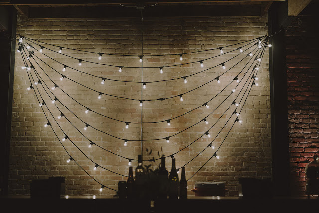 Custom Festoon Wall Brazos Hall