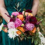 Jessica and Scott1270 - Bridesmaid Bouquet