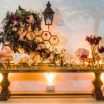 *Jessica and Scott3659 - Entry Table + Uplights
